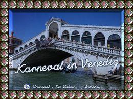 Carneval in Venedig 18