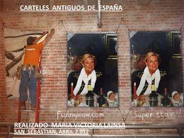 Carteles antiguos espanoles