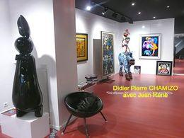 Chamizo, artiste peintre