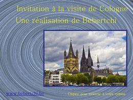 PPS Invitation à la visite de Cologne