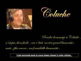 PPS Hommage à Coluche