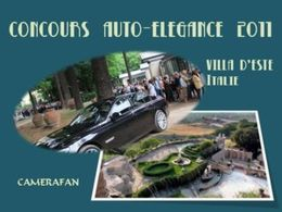 Concours auto élégance 2011