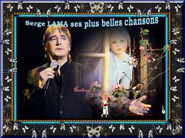Serge Lama ses plus belles chansons