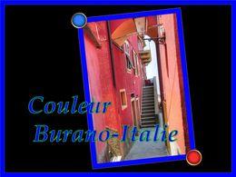 Couleur Burano