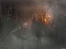 Dans les vapeurs du jour et de la nuit