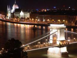 Destination romantique Budapest