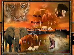 Détour par l'Afrique