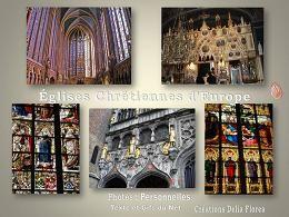 Eglises chrétiennes d'Europe