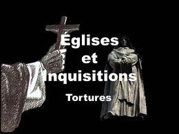 PPS Églises et inquisition tortures