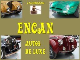 Encan autos de luxe