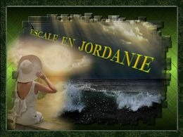 Escale en Jordanie