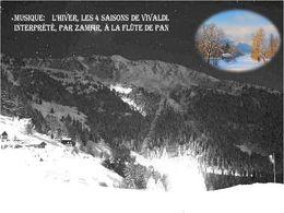 Belles photos de paysages d'hiver