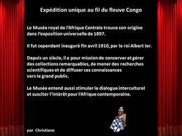 Expédition unique au fil du fleuve Congo