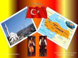 Folklore turc d'Ankara à Bodrum