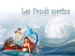 PPS Fonds marins