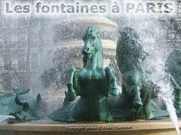Fontaines de Paris