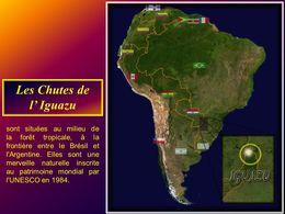 Les Chutes d'Iguaçu - Foz do Iguaçu