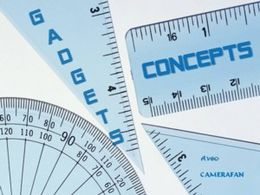 Gadgets concepts