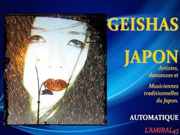 Geishas du Japon
