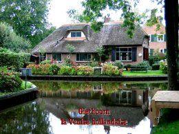 Giethoorn aux Pays Bas