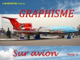 Graphisme sur avion 4