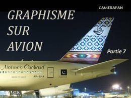 Graphisme sur avion 07