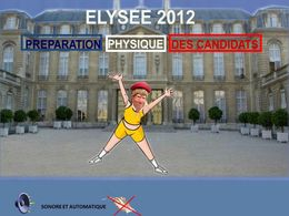 Gymnastique des candidats 2012