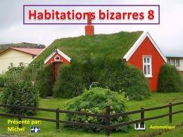 Habitations bizarres 8