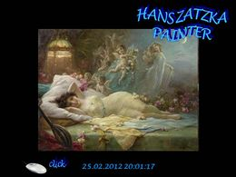 Hans Zatzka Painter