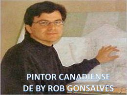Homenaje al pintor canadiense de by Rob Gonsalves