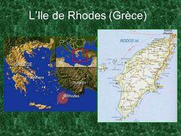 Ile de Rhodes partie 1
