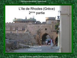 Ile de Rhodes partie 2