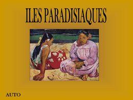 Iles paradisiaques