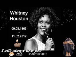 In memoria Whitney Houston