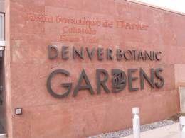 Jardin botanique de Denver