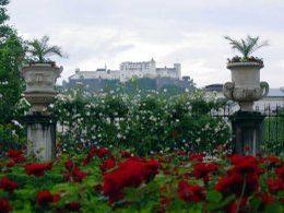 Jardins Mirabell à Salzburg