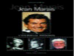 Diaporama Hommage à Jean Marais