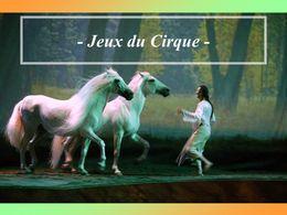 Jeux du cirque en pps