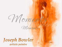 PPS Joe Bowler peintre