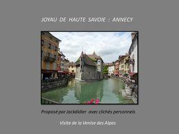 PPS Joyau de Haute Savoie Annecy