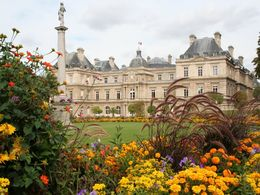 Joyaux parisiens Luxembourg et st étienne du mont