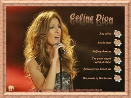 Jukebox Céline Dion