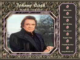 Jukebox Johnny Cash N°2