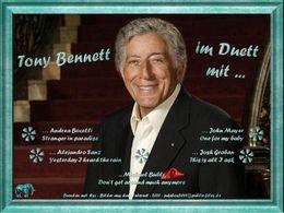 Jukebox Tony Bennett duette N°1