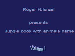 Jungle book volume I