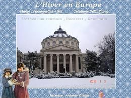 L'hiver en Europe