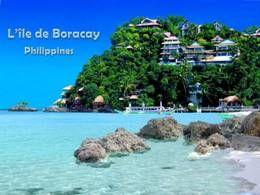 L'île de Boracay