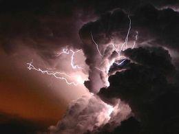 L'orage gronde