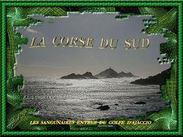 La Corse du sud
