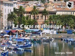 La Corse en musique